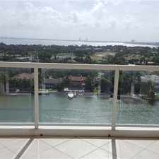 Rental info for Miami New Home Realty in the Ocean Front area