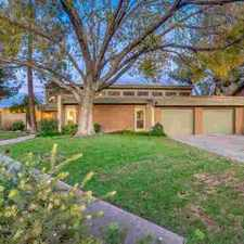 Rental info for 802 W FLINT Street Chandler Four BR, Custom home in the heart of