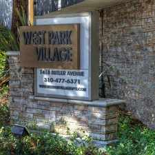 Rental info for West Park Village in the Santa Monica area