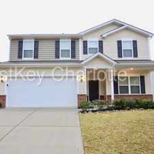 Rental info for 8818 Balsam Bay Road Charlotte NC 28227 in the Charlotte area