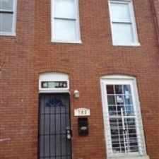 Rental info for North Patterson Park Fully rehabed 2 bedroom with a den, 1 bath beatiful townhouse in the Elwood Park area