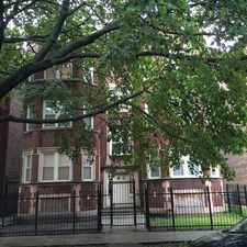 Rental info for Brand new rehab apartment available now! in the Chicago area