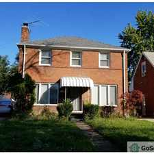 Rental info for Newly Renovated 3 bed and 1 bath for $1100/Month in the Detroit area