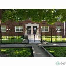 Rental info for Well-maintained 1 bedroom apartment in quiet gated building, AVAILABLE FEBRUARY 2018 in the Chicago area