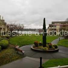 Rental info for Spacious 1 Bedroom/1 Bathroom Home With Speechless Views! in the Vancouver area