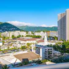 Rental info for Makiki - 1448 Young St # 1504