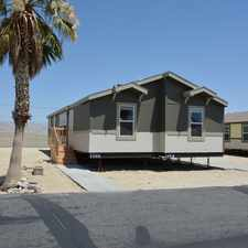 Rental info for Desert Hot Springs, NEW HOMES AVAILABLE NOW! 3 Bed 2 Bath $59,900. Owner Financing Available