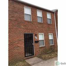 Rental info for 2 level, 3 bed room,1 full bath for rent @ $1300 monthly in the Baltimore area