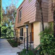 Rental info for 4076 Yankee Dr.- Beautifully Upgraded Townhome! in the Agoura Hills area