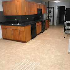 Rental info for 1209 East Madison Park in the Chicago area