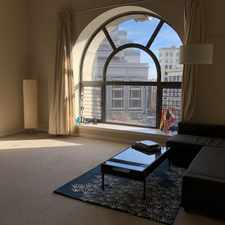 Rental info for Cyril Magnin St & Market St in the San Francisco area