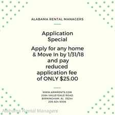 Rental info for 424 Old Cahaba Way