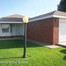Rental info for 2317 Newman in the Clovis area