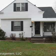 Rental info for 14712 Rockside Rd in the Garfield Heights area