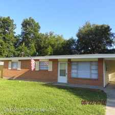 Rental info for 2121 Creighton Rd. in the Pensacola area