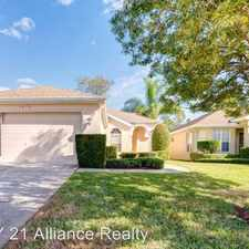 Rental info for 5478 Legend Hills in the 34609 area