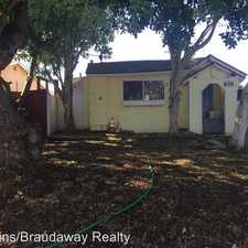 Rental info for 518 8th Street in the Imperial Beach area