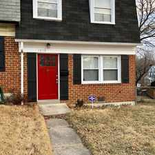 Rental info for 1418 Limit Ave in the Baltimore area