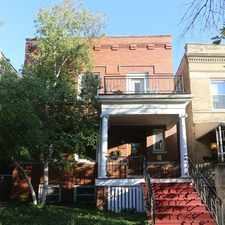 Rental info for 1466 W. Foster 1 in the Edgewater area