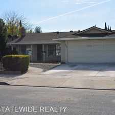 Rental info for 588 ELMBROOK WAY in the San Jose area