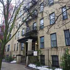 Rental info for 89 Wayne Street #2E in the Jersey City area