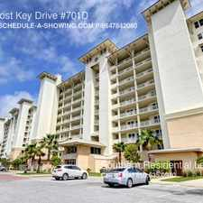 Rental info for 645 Lost Key Drive #701D