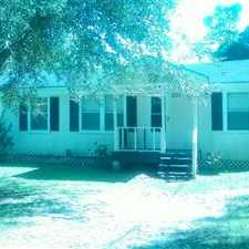 Rental info for Big Yard, Dead end street with easy access. Great yard for children. All new appliances in kitchen