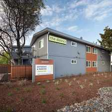 Rental info for The District Apartments in the Fremont area
