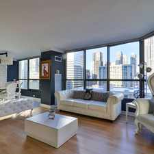 Rental info for 405 Wabash Ave #913 in the Chicago area