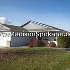 Rental info for LIBERTY LAKE - 3 BED/2 BATH W/ DAYLIGHT BASEMENT & VAULTED CEILINGS
