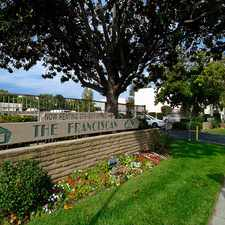 Rental info for The Franciscan Apartments in the San Jose area