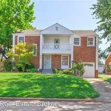 Rental info for 600 NW 37th Street