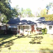 Rental info for 2709 Hazel Street in the Augusta-Richmond County area
