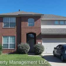 Rental info for 9017 Nightingale Drive in the Fort Worth area