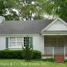 Rental info for 939 E Edgemont Ave in the Montgomery area