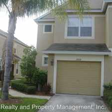 Rental info for 2858 Conch Hollow Drive