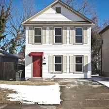 Rental info for 112 Maplewood