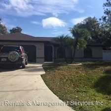 Rental info for 3342 Briant Street