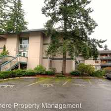 Rental info for 5620 200th St SW #A306 in the Lynnwood area