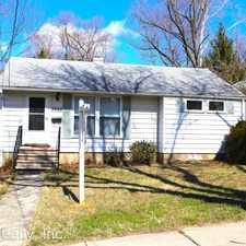Rental info for 3205 Edgewood Road in the Wheaton area