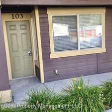 Rental info for 9824 Rosecroft Court - Unit 103 in the Boise City area