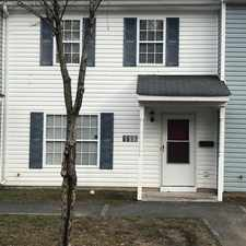 Rental info for 1106 N. Driver Street in the Durham area