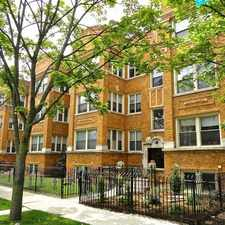 Rental info for 4852 North Drake Avenue #3 in the Albany Park area