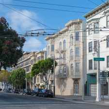 Rental info for 2500 VAN NESS Apartments in the Russian Hill area