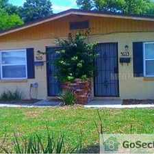 Rental info for Wonderful Clean 2/1 with large fenced back yard.. in the Orlando area