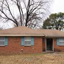 Rental info for 4106 Navaho Avenue in the Memphis area