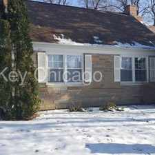 Rental info for 631 Hull Ave Westchester IL 60154 in the Westchester area