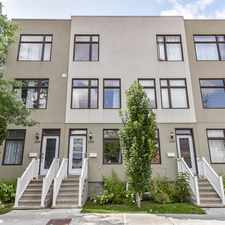 Rental info for 296 Cambridge Street North in the Somerset area