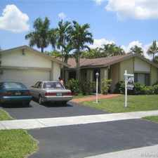 Rental info for 13331 SW 102 St in the The Crossings area