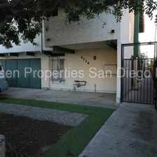 Rental info for Large 3 Bed, 2 Bath Condo Near Adams Ave. in the San Diego area
